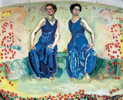 Paintings by Ferdinand Hodler Swiss Art Nouveau Artist