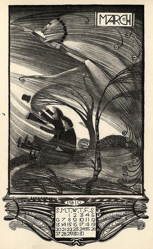 Illustration by Vernon Hill