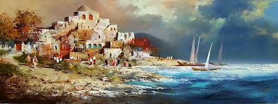 Kabul Adilov. The Sea Smell