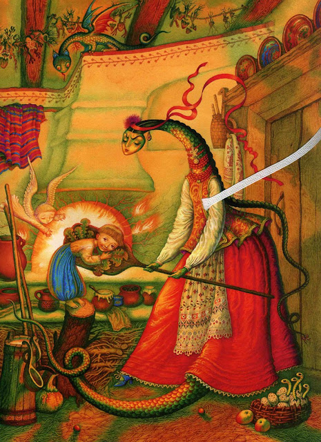 Katerina Shtanko childrens book illustration,fairy tales illustration