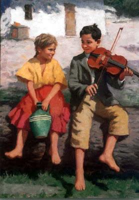 Janos Laszlo Aldor's Artwork