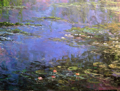 Thomas deDecker. Waterlilies