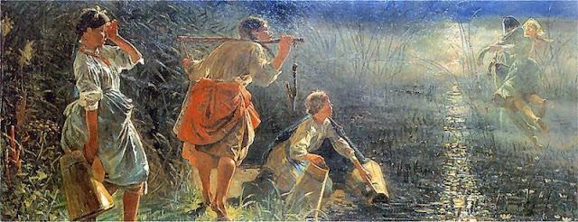 Jacek Malczewski's Artwork. 1888