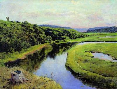 Oil Paintings by Vasily Polenov