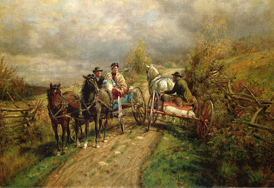 Edward Lamson Henry's Genre Paintings