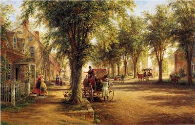 Edward Lamson Henry's Painting