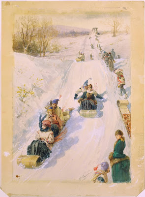 Henry Sandman's Paintings