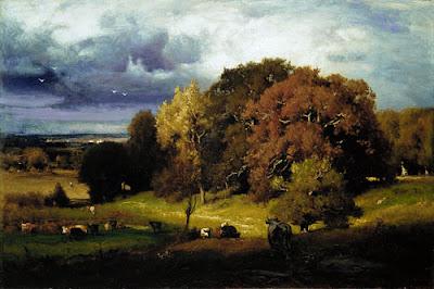 George Inness. Paintings