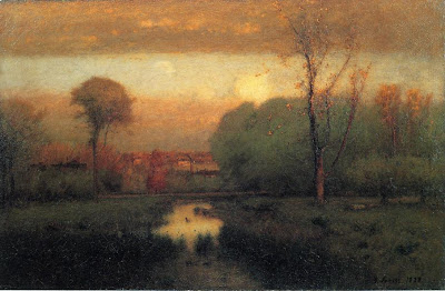 George Inness Oil Painting