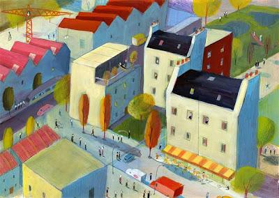 Olivier Tallec. French Illustrator