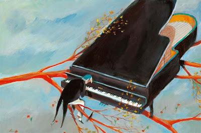 Olivier Tallec's Illustration