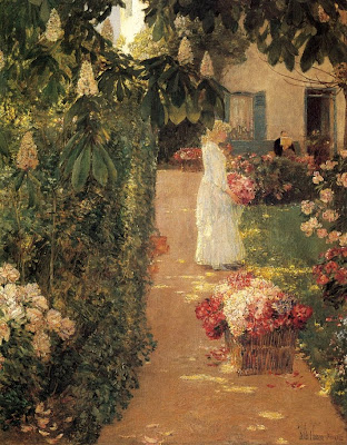 Oil Paintings by Childe Hassam