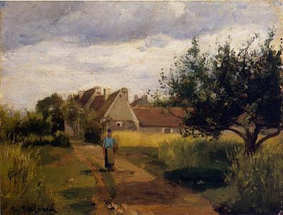 Camille Pissarro's Artworks