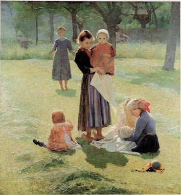 Giuseppe Pellizza da Volpedo. Paintings