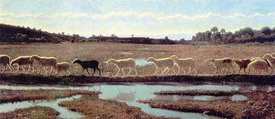 Giuseppe pellizza da volpedo 1868 1907 pointillism - Lo specchio della vita volpedo ...