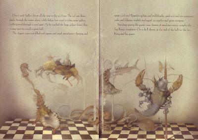 Gennady Spirin's Illustrations