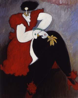 Michel Boulet's Painting