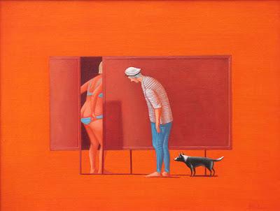 Yuri Abisalov. Russian Paintings