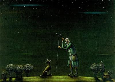 Yuri Abisalov's Oil Paintings