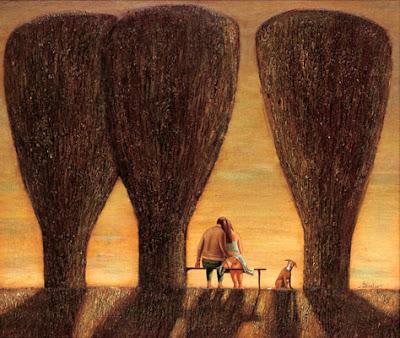 Yuri Abisalov'sOil Painting