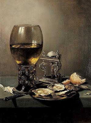Pieter Claesz. Still Life. Breakfasts
