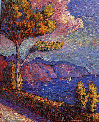 Henri Edmond Cross' Oil Painting