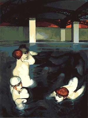 Juarez Machado. Bath of Rejuvenation
