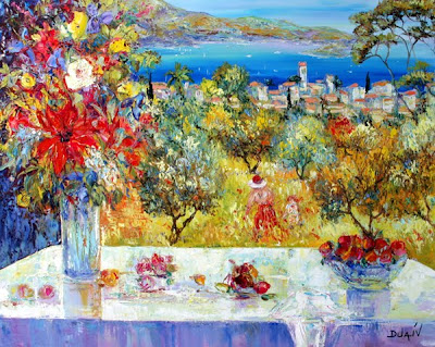 Duaiv. The Impression of the Garden