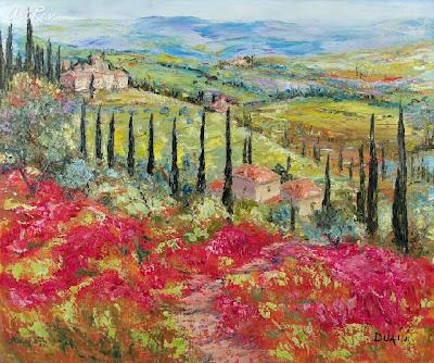 Duaiv. Magenta Tuscany