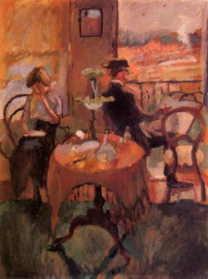 Jules Pascin. The Inside Scene