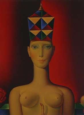 Bellor, Belgian Symbolist Painter