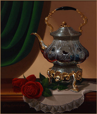Still Life by Stanley Maxwell Brice. Majestic