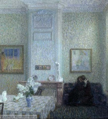 Leon De Smet. Interior