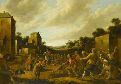 Paintings by Joost Cornelisz Droochsloot, Dutch Painter