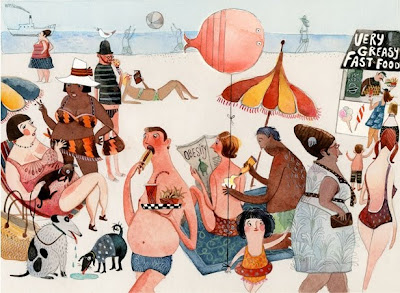 Illustrations by Janice Nadeau