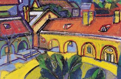 Jándi Dávid, Hungarian Artist. Sunny Nagybánya