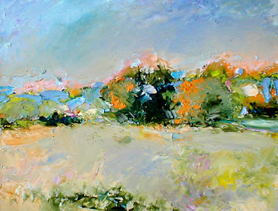 Landscape Painting by Bill McCall