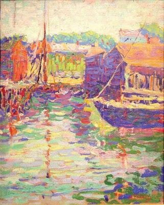 American Impressionist Kathryn E. Cherry