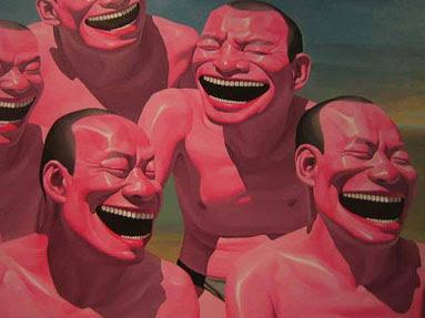 Chinese Artist Yue Minjun