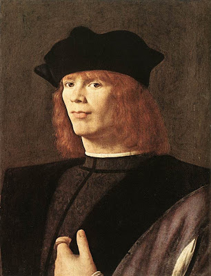 Men's Portraits of the 16th Century. Andrea Solario