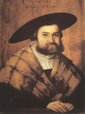 Christoph Amberger. Goldsmith Jörg Zürer of Augsburg