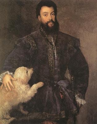 Titian Federigo Gonzaga, Duke of Mantua