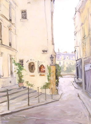 Paris in Painting by Russian Artist Peter Bezrukov