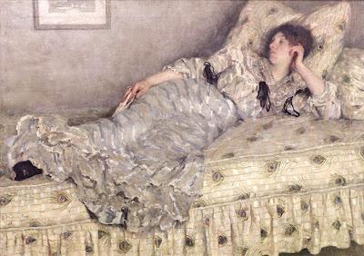 Women in Painting by Emanuel Phillips Fox Australian Impressionist Artist