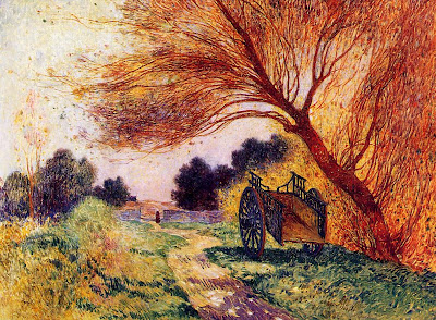Paintings by Ferdinand du Puigaudeau French Impressionist Artist