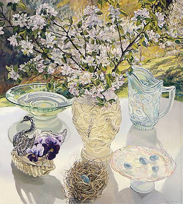Still Life by American Artist Janet Fish