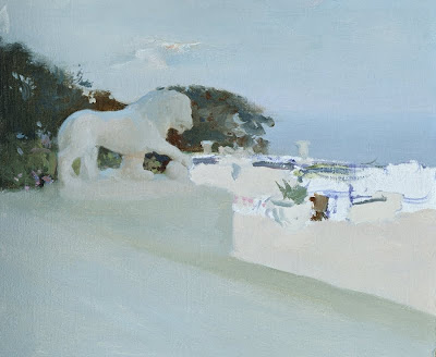 Seaside Paintings by Russian Artist Bato Dugarzhapov