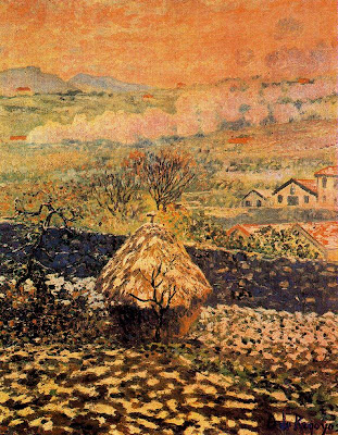 Landscapes by Spanish Artist Dario de Regoyos y Valdes