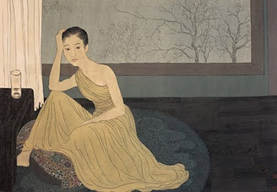 Ink Painting by Chinese Artist Hao Shiming