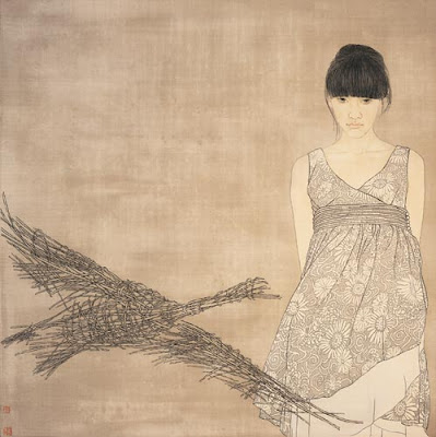 Ink Paintings by Hao Shiming Chinese Artist
